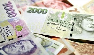 Обмен чешской кроны